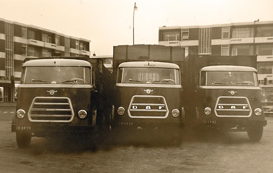 DAF Transportbedrijf Van Rijswijk