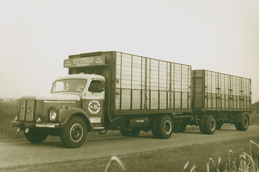 Transportbedrijf Van Rijswijk