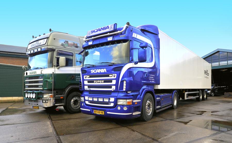 Scania's Transportbedrijf Van Rijswijk
